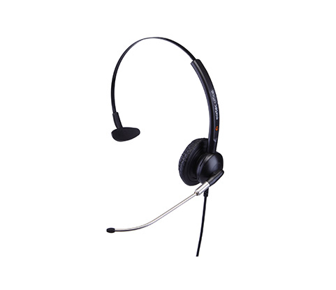Eartec Office 512 Monaural Fixed Boom Headset
